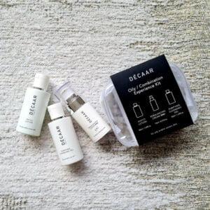 Oily & Combination Skin Experience Kit